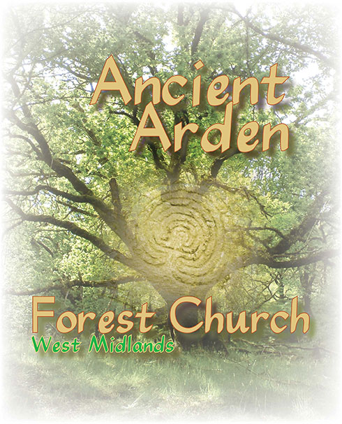 Ancient Arden Forest Church Logo