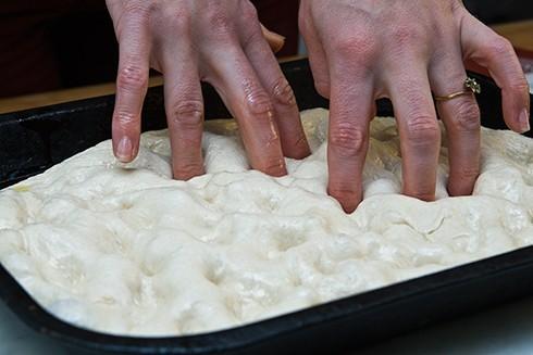 bread making