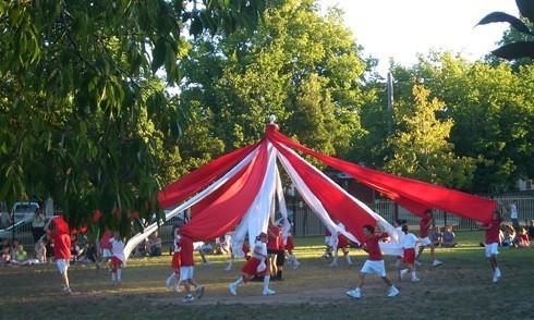 maypole beltane dance