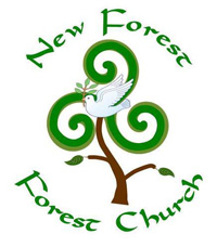 new forest forest church logo